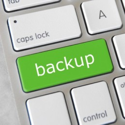 Back-up Button