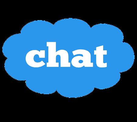 Chat wolk